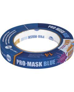 "Cinta Adhesiva para pintar Color Azul 3/4""x60yd"