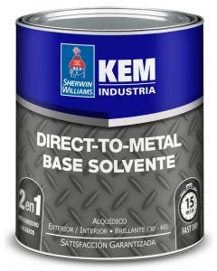 Anticorrosivo Industrial gris 2 en 1 Sherwin Williams 1 galon