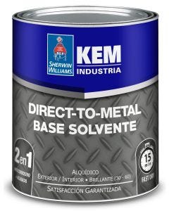 Anticorrosivo Industrial blanco 2 en 1 Sherwin Williams 1 galon