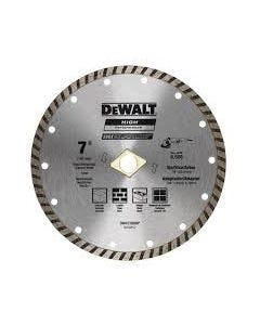 "Disco diamantado 7"" Dewalt"