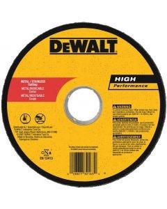 """Disco de corte metal 7"""" Dewalt"""