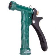 Pistola verde para manguera Mintcraft