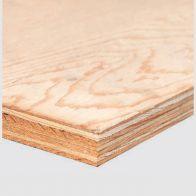 "Plywood de Pino BC 4'x8'x3/4"""