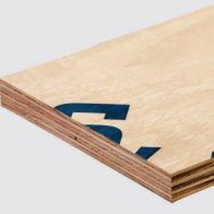 "Plywood HDO Pacific Wood Laminates 3/4"" 4'x 8'"