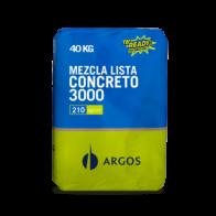 Mezcla Lista Concreto 3000 40 kg Argos