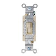 Interruptor 3-Way Ivory 15A/125V