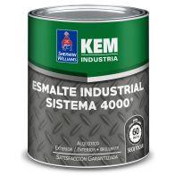 Esmalte Alquidico  Industrial 4000 Sherwin Williams 1 galon