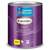 Pintura para exterior Excello Latex Clima Extremo Blanco Sherwin Williams 1 galon