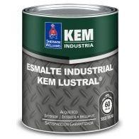 Kem Esmalte Industrial Sintetico Ultra Blanco Sherwin Williams 1 galon
