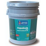 Impermeabilizante Aqualock 6000 Color Rojo  Sherwin Williams 5 galones