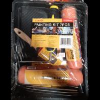Kit para pintar 7 piezas Comasa