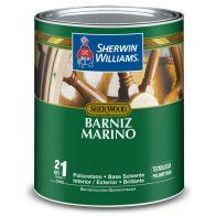 Barniz Marino Sherwin Williams 1/4 galon