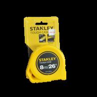 Cinta metrica 8m/26' Stanley