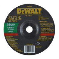 """Disco para desbaste de concreto 7"""" Dewalt"""