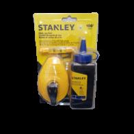 Marcador con tiza y nivel Stanley